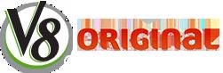 V8 Original Logo