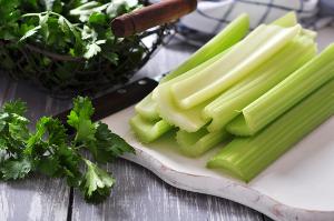celery calorie negative
