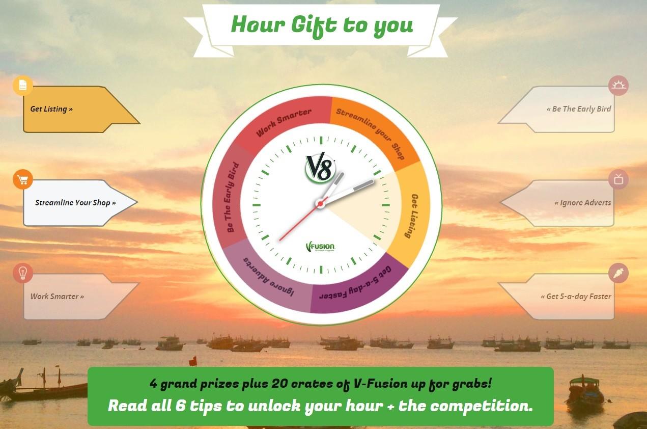 Hour Gift To You Screenshot