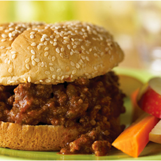 All American Sloppy Joes & Hidden Veggies Recipe with V8 Juice