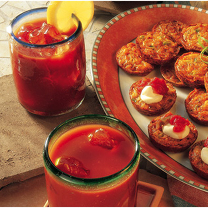 Delicious Bloody Mary Mocktail Recipe with V8 Juice
