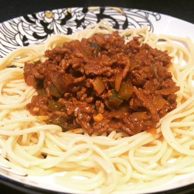 Easy Spaghetti Bolognese Recipe | V8 Juice UK