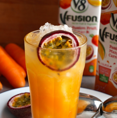 V8 V Fusion Passion Fruit Cocktail