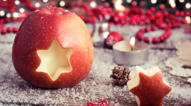 Festive fruit!