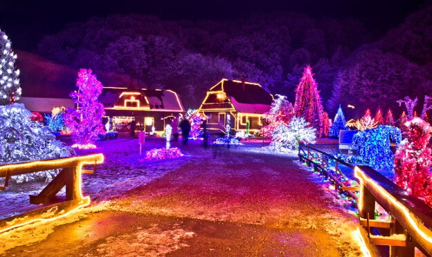 best and worst christmas lights & Outrageous Christmas Lights That Will Put Yours To Shame! | V8 UK
