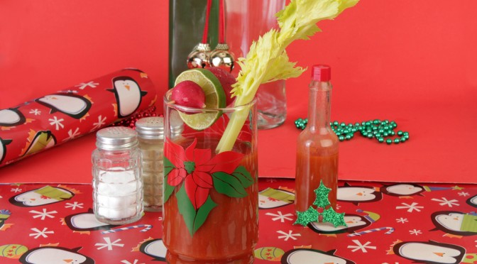 boxing day bloody mary