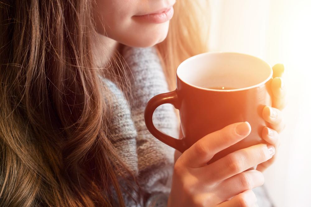 Tea makes a great alternative Christmas cracker gift