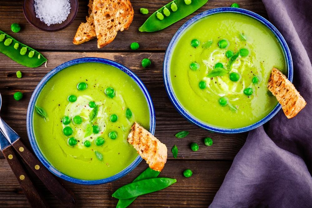 peas are healthy