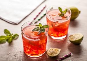 Rickey Tomato Cocktail