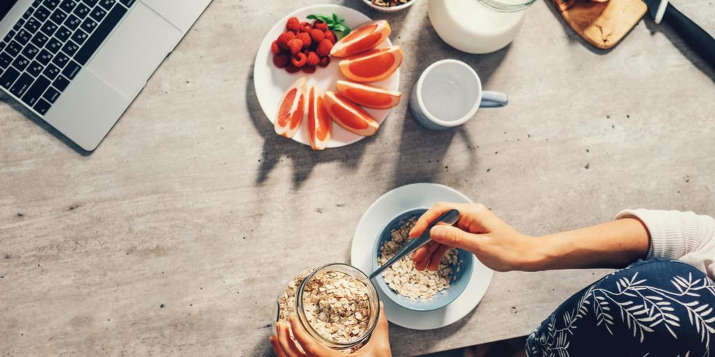 Benefits of a balanced breakfast