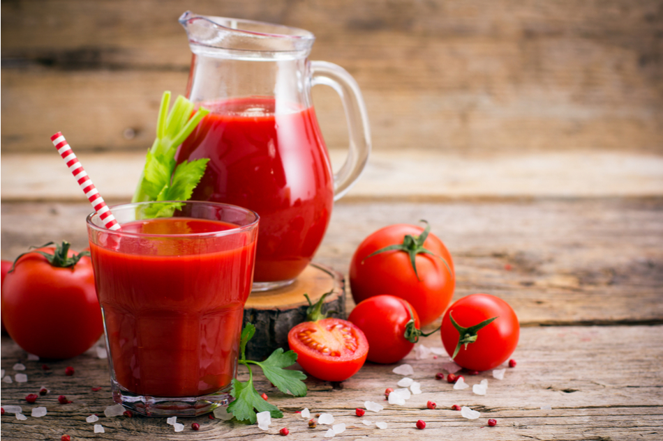 how to make tomato juice taste better