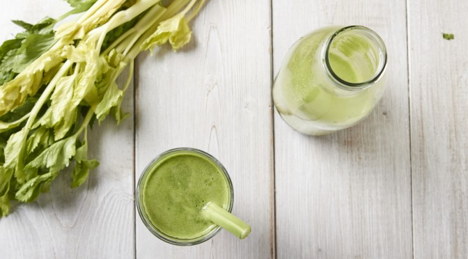 Health Benefits Of Celery Juice | V8 UK
