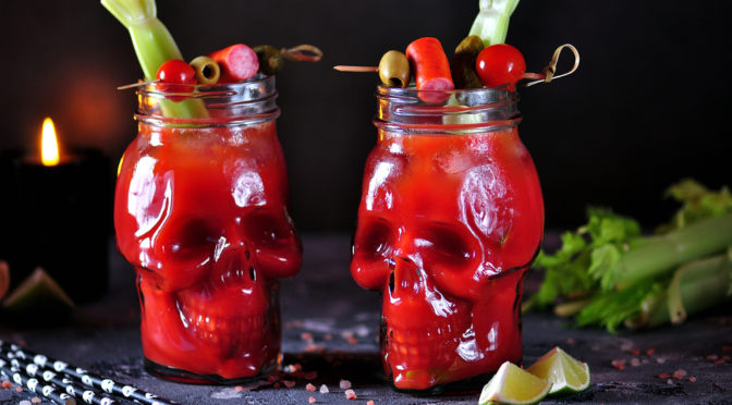 Halloween Bloody Mary